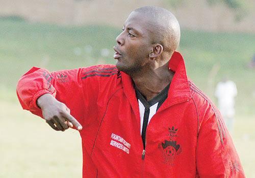 Bbosa named Soana coach on two year deal