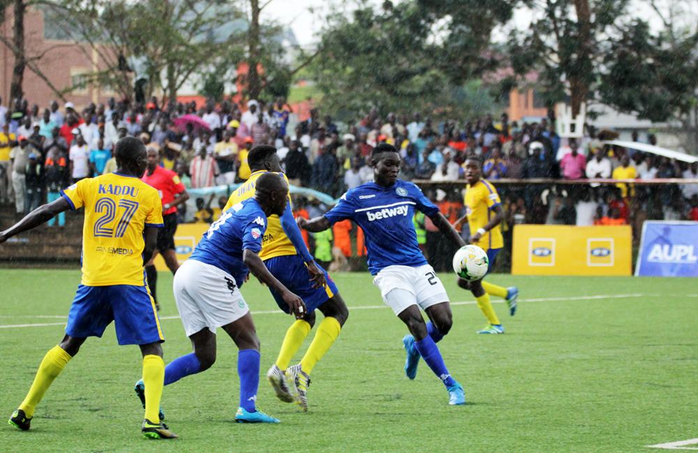 Ondu, Masavu win, Vipers draw