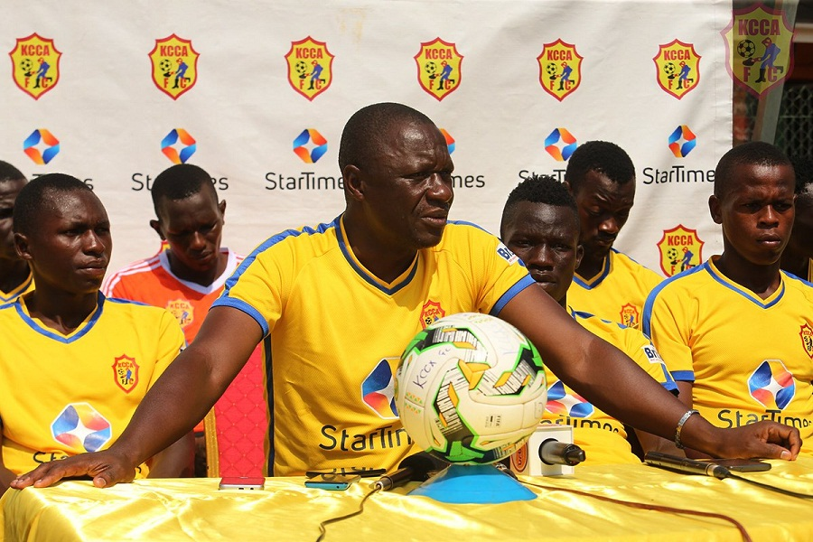 Mutebi proud of his boys in defeat