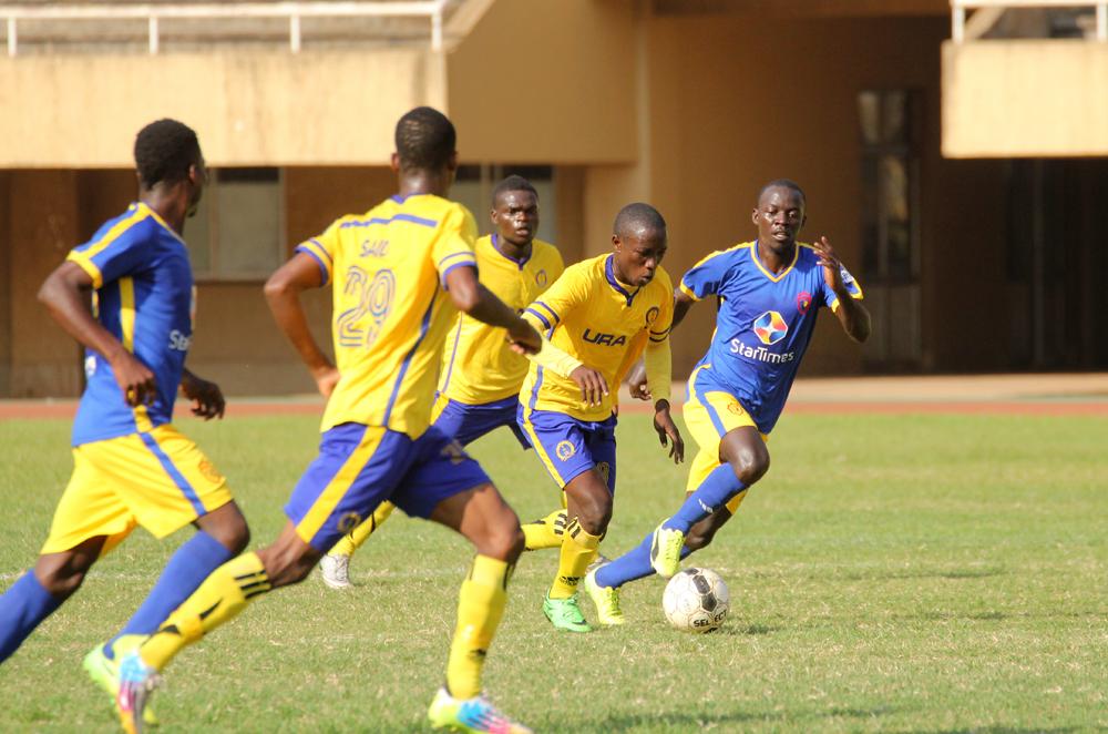KCCA in must win tie against URA