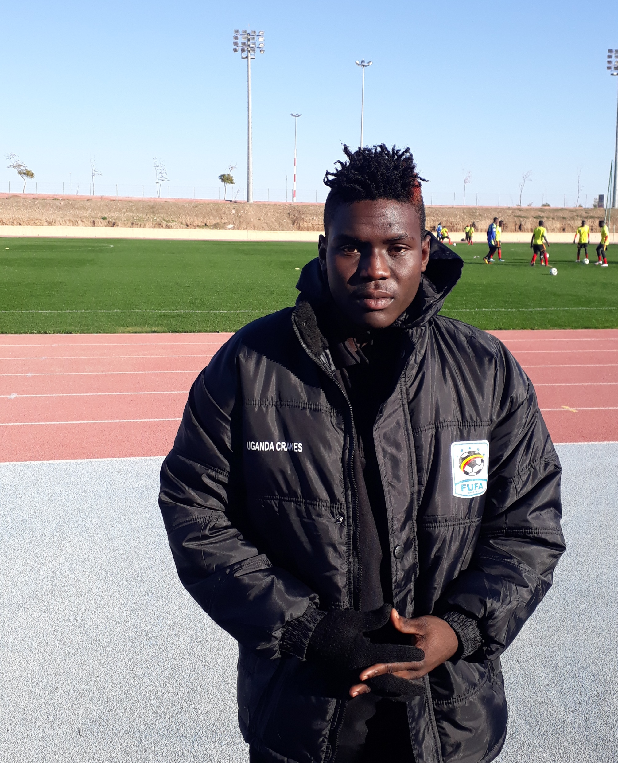 Shaban out of Namibia clash