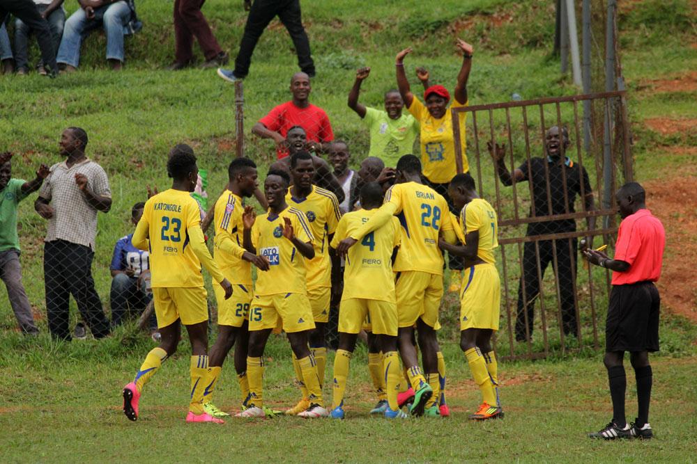 Senkatuka spurs Stars, Jinja derby ends in draw