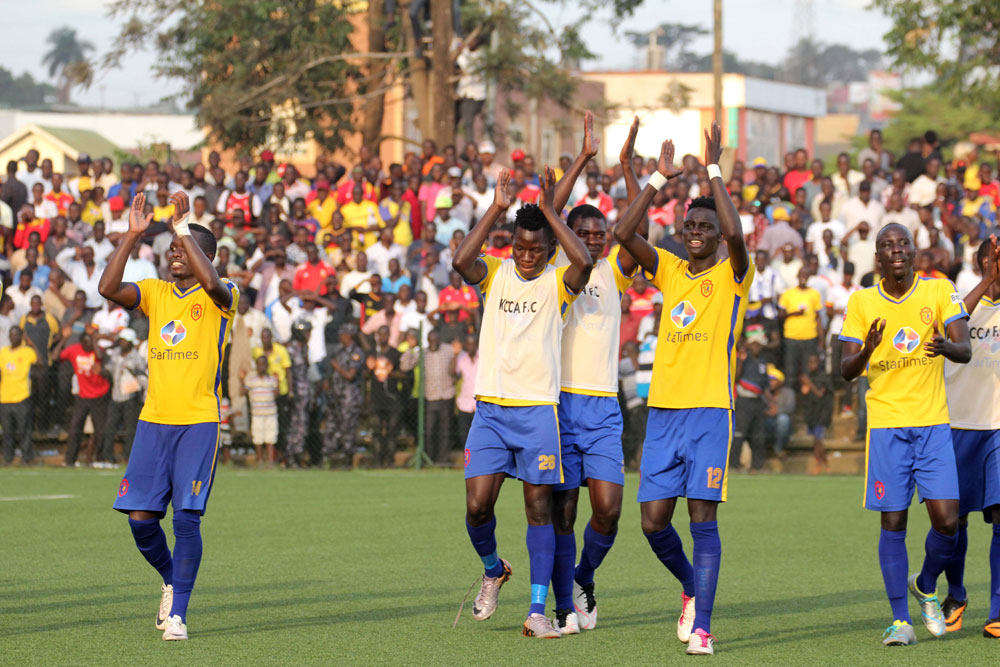 Shaban powers KCCA to Caf group stage