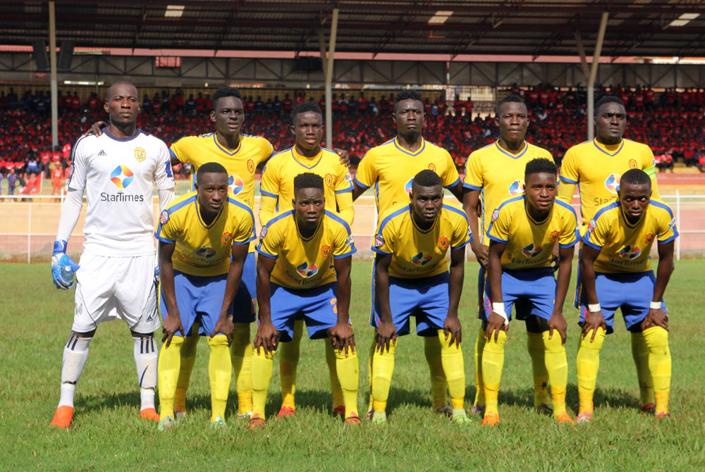 KCCA unveil 2018/19 squad