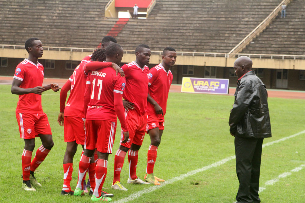 Masavu, Express in Premier League Play off for Survival