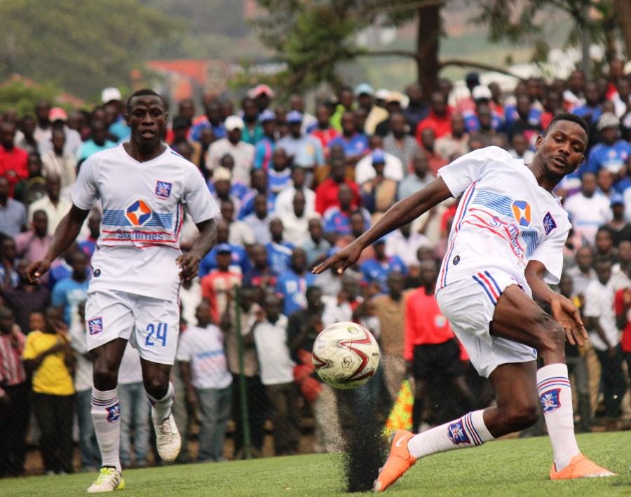 Vipers capture former SC Villa defender Kiyemba