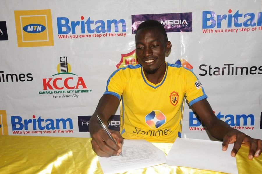 Muwanga fired up for Esperance